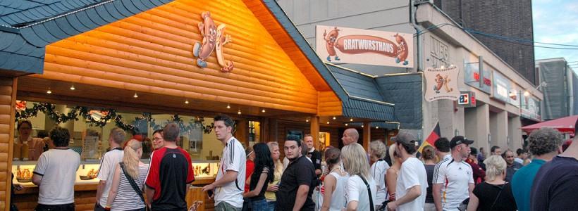 Das legendäre Bratwursthaus in Bochum