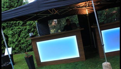 Die mobile Curry Lounge mit LED beleuchtung