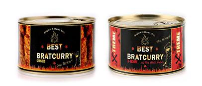 Best Bratcurry aus der Dose