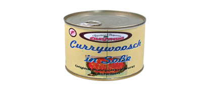 Currywoosch in Dose